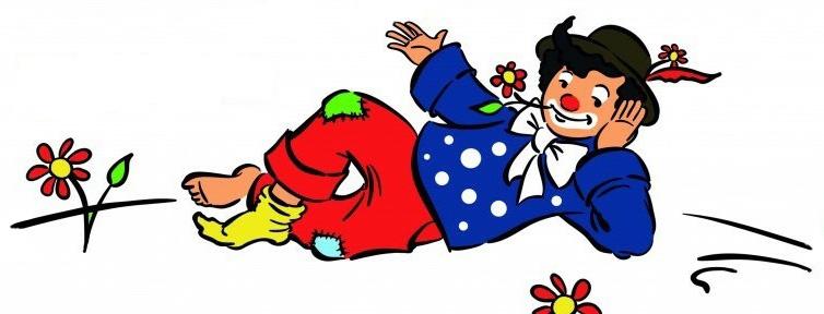 Tumaba Clown liegend